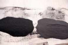 Rubber dust